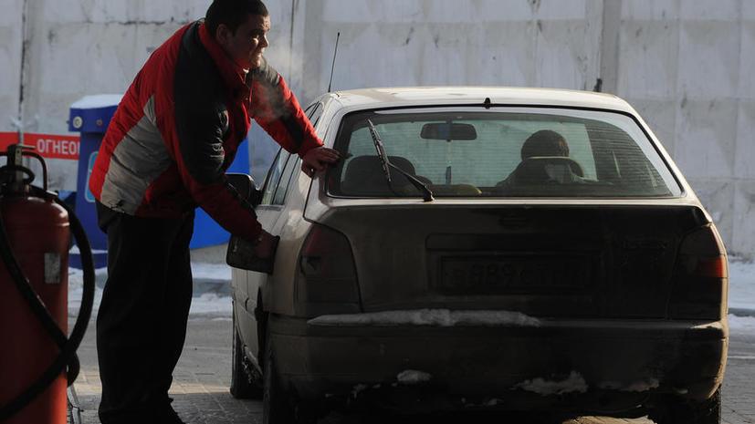 Московским водителям разрешат ездить без номеров