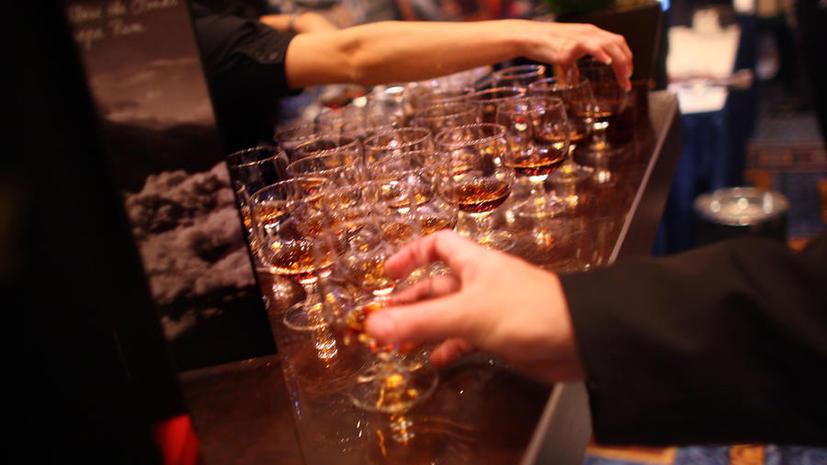 Продажи виски составляют четверть экспорта продуктов в Великобритании