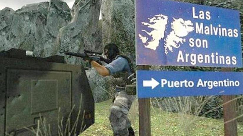 Британские хакеры атаковали аргентинцев, заигравшихся в «Лас-Мальвинас»