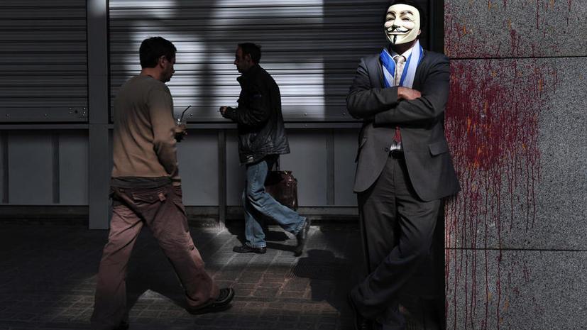 Anonymous собирает средства для своего новостного сайта
