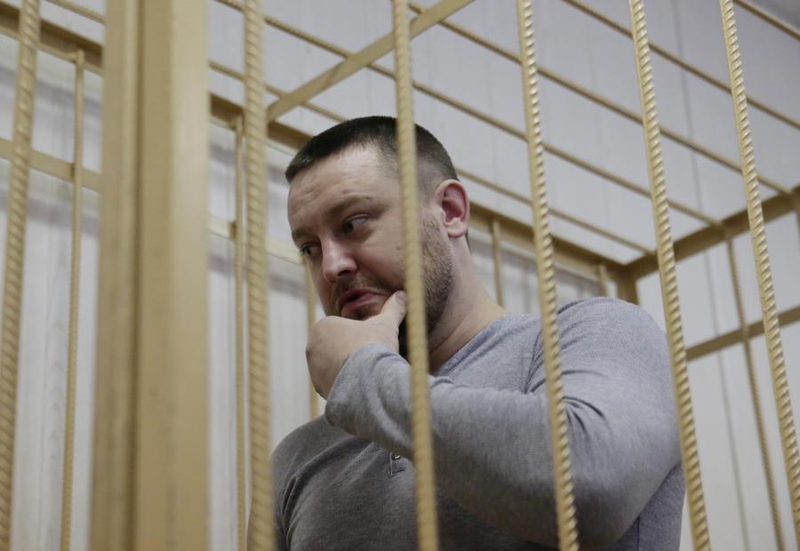 Юрий Заруцкий, плеснувший кислотой в лицо худрука Большого театра, признал свою вину