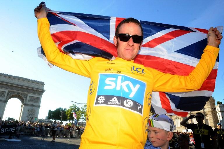 Британский велогонщик Брэдли Уиггинс попал в аварию во время тренировки