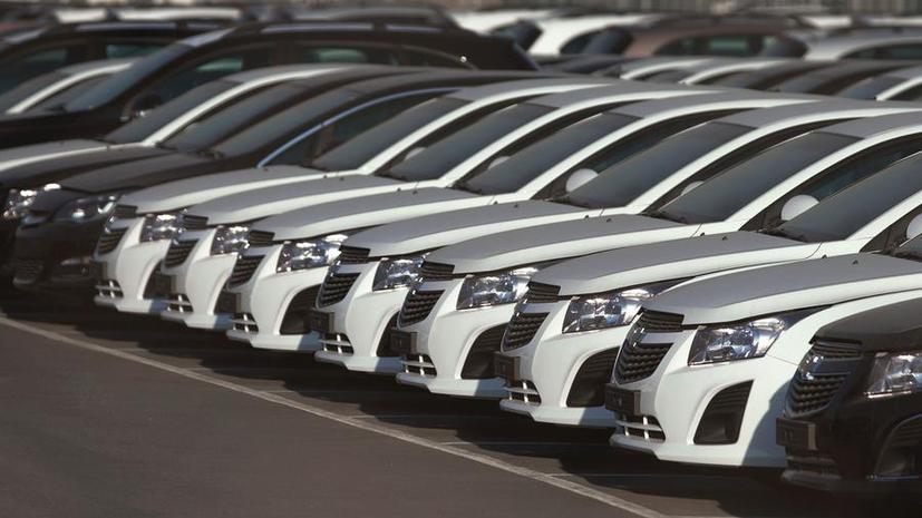 Иностранных автопроизводителей защитят от колебаний курса рубля