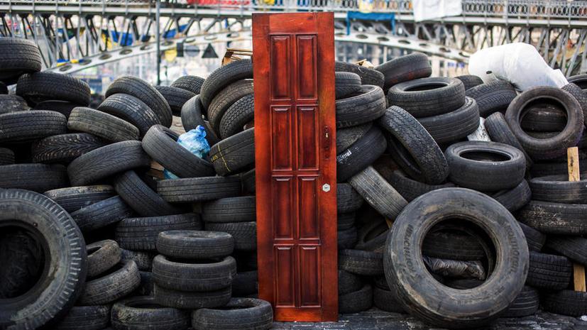 На Украине призывают вновь распустить Госавтоинспекцию