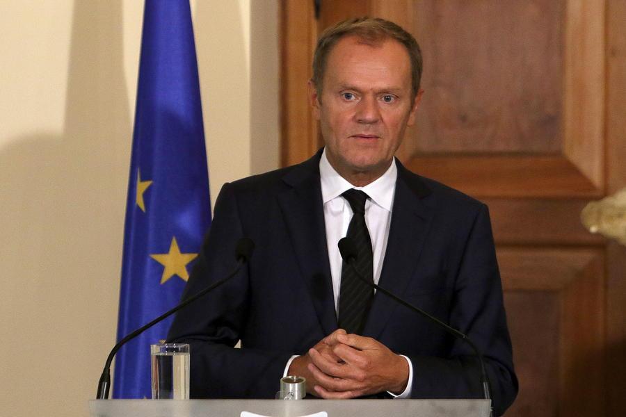 Дональд Туск: Евросоюз должен готовиться к миллионам беженцев