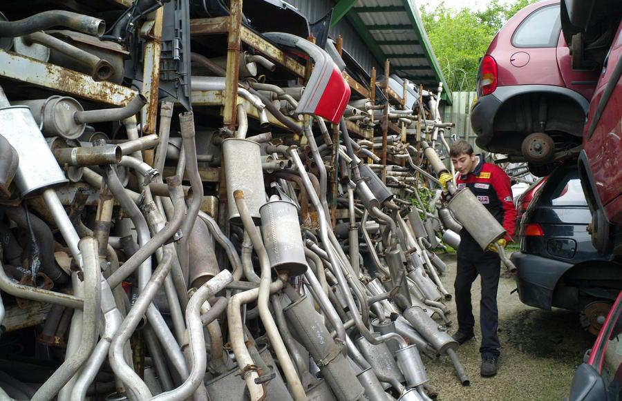 Европа и ВТО попытаются через суд добиться отмены утилизационного сбора на машины в России