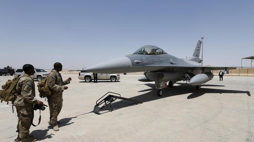 Член парламента Ирака заявил, что от авиаудара США погибло более 30 иракских солдат