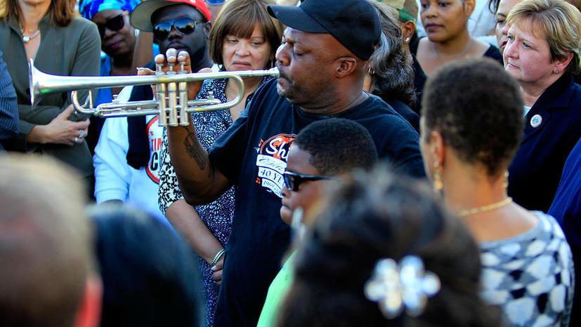 День матери в Новом Орлеане обернулся трагедией - первые фото и видео с места события