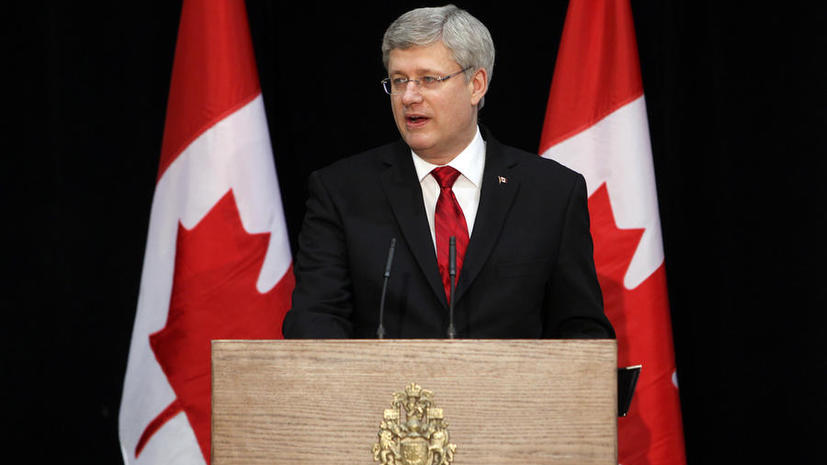 Канада ввела санкции против девяти российских официальных лиц и двух банков