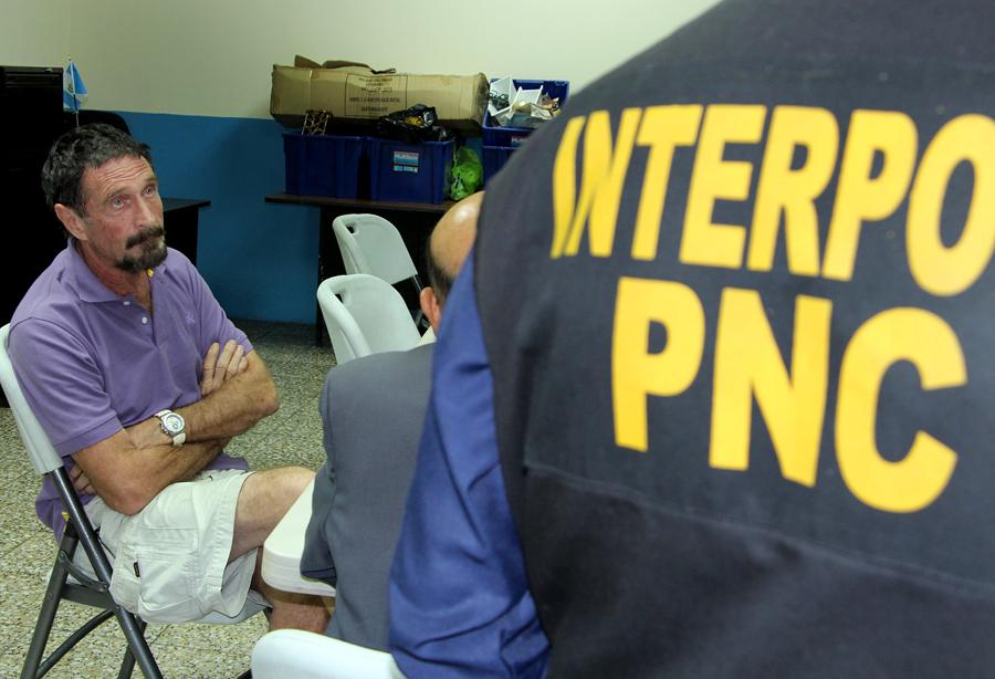 Миллионер Джон Макафи арестован в Гватемале
