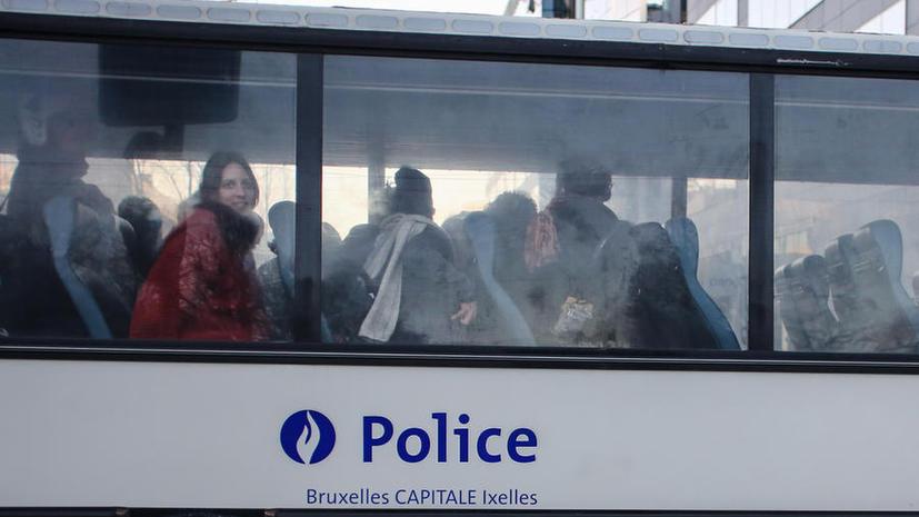 Более 300 человек были эвакуированы в Бельгии из-за бомбы времён Второй мировой войны