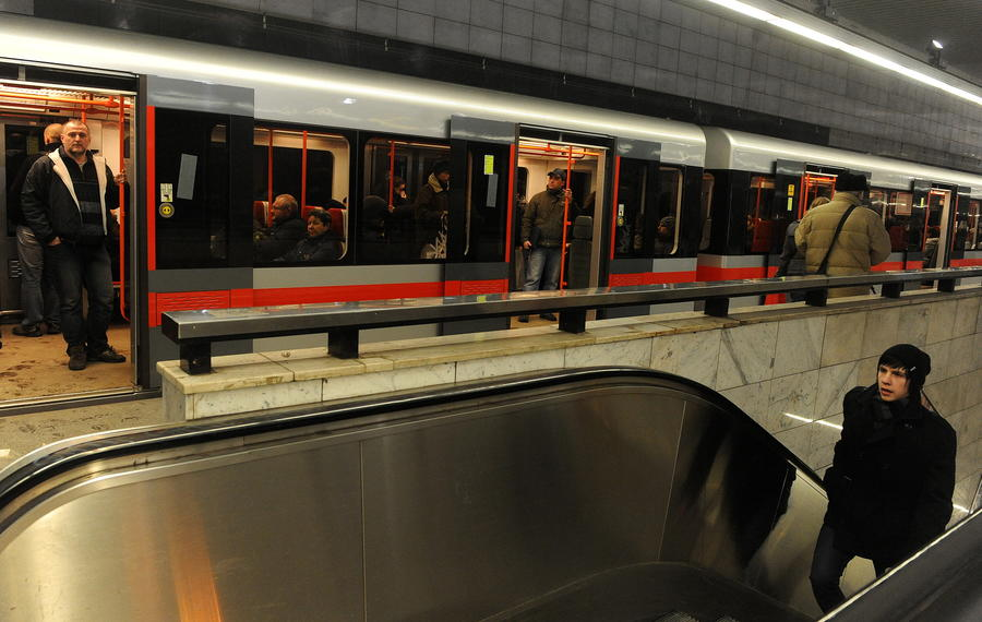 В пражском метро появятся «вагоны любви»