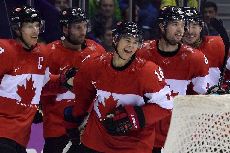 Сборная Канады победила Швецию в финале олимпийского хоккейного турнира Игр в Сочи