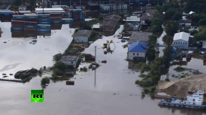 Владимир Путин и 11 членов правительства поедут в пострадавшие от паводка регионы