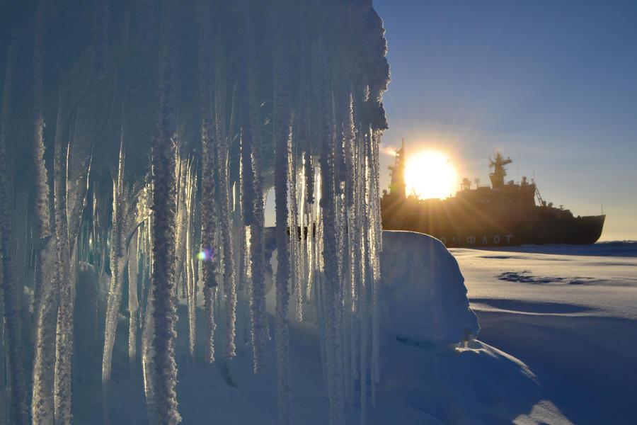 Россия расширит границы арктического шельфа и получит 5 млрд тонн топлива