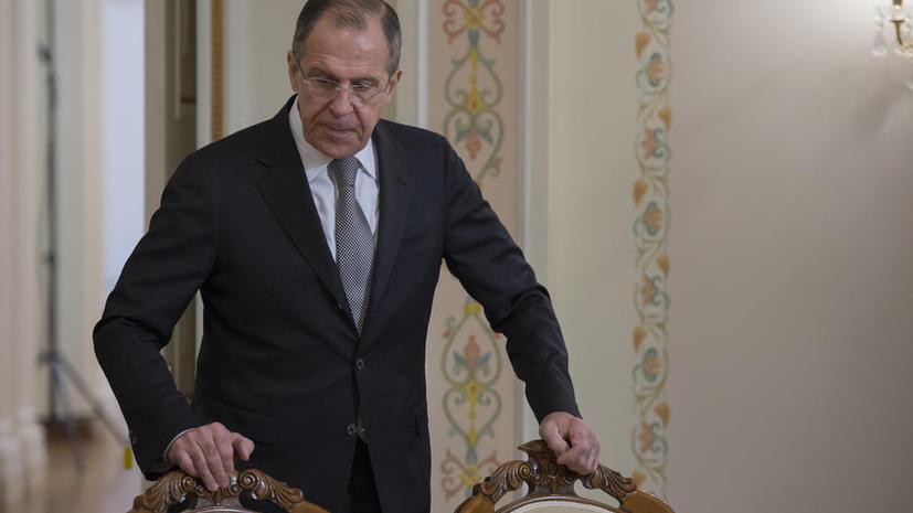 Сергей Лавров: Линия России на защиту соотечественников за рубежом останется неизменной