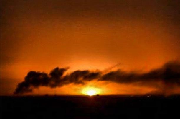 Сирийские боевики обесточили Дамаск и южные районы страны