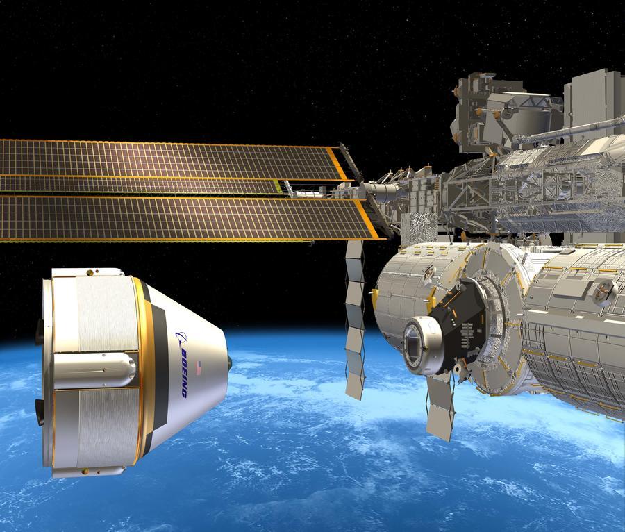 Глава NASA: Корабль для пилотируемых полётов в космос построят Boeing и SpaceX