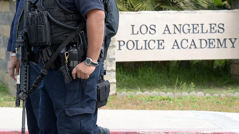 «Калифорнийский стрелок» сбежал из США в Мексику