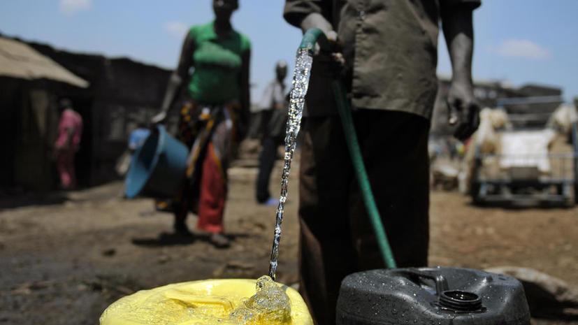 В Кении открыли огромные запасы воды
