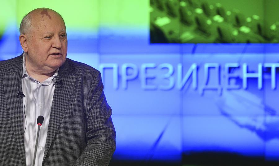 Михаил Горбачев: народ Крыма на референдуме исправил ошибку времён СССР