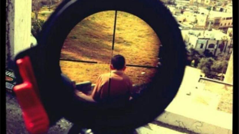 Израильским солдатам можно брать на мушку палестинских детей