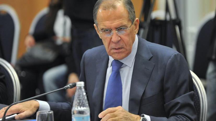 Сергей Лавров принимает участие в женевских переговорах вокруг ядерной программы Ирана