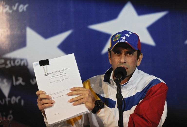 Верховный суд Венесуэлы рассмотрит иск оппозиции, оспаривающей победу Мадуро на выборах