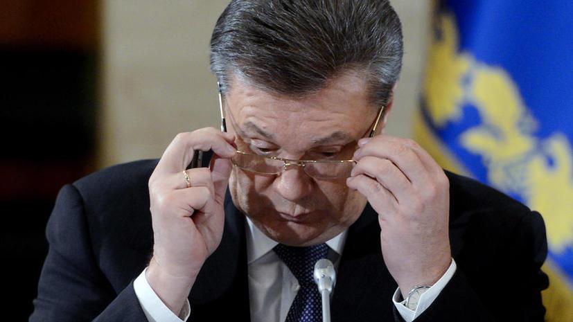 Партия регионов: Выборы президента Украины могут состояться уже в декабре