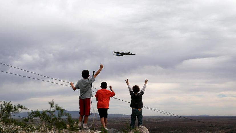 Пентагон предлагает создать в небе над Сирией бесполётную зону