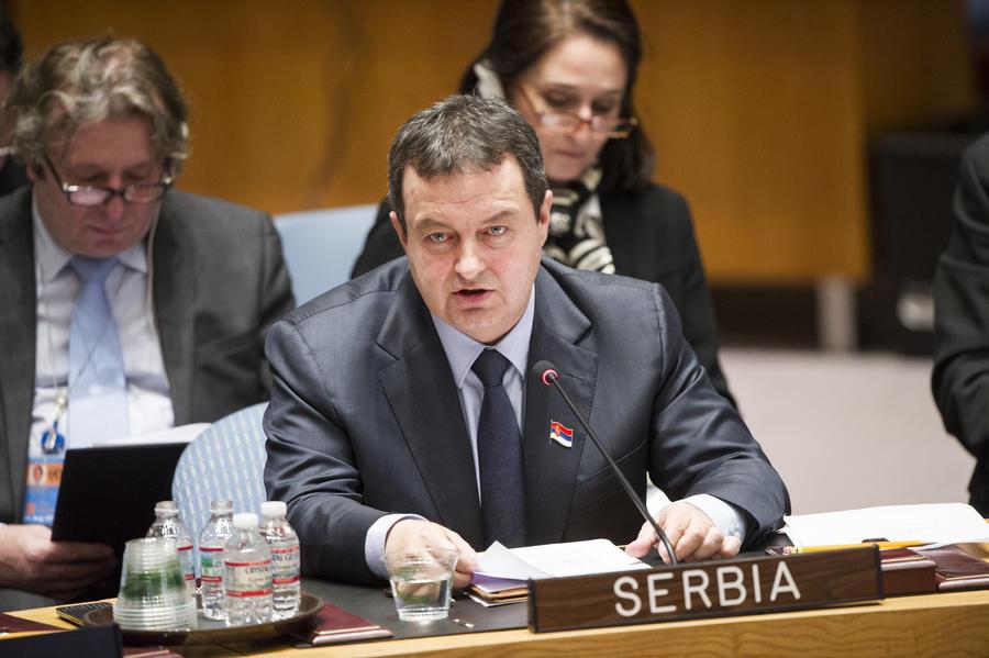 Премьер-министр Сербии заявил, что тесные контакты с Россией не мешают председательствовать в ОБСЕ