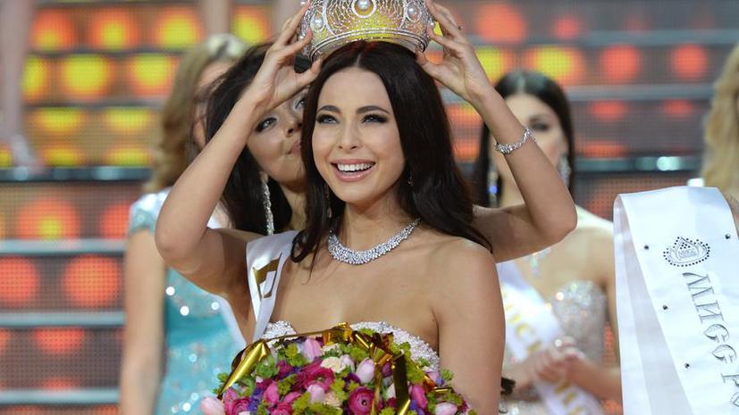 Юлия Алипова завоевала титул «Мисс Россия-2014»