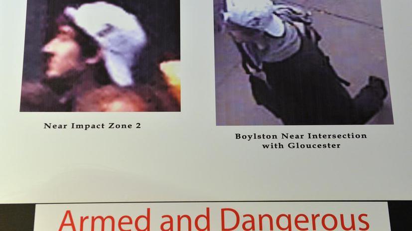 ФБР установило личности подозреваемых в организации теракта на Бостонском марафоне