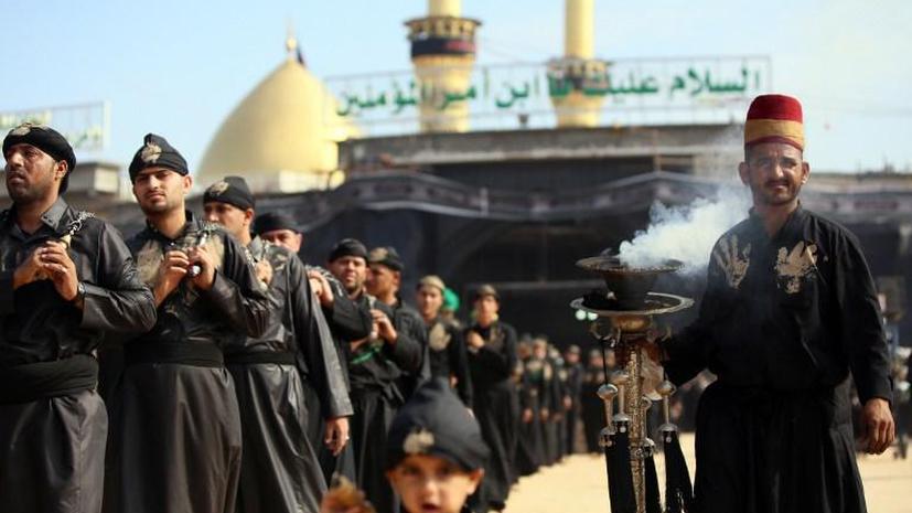 Иракские террористы застрелили мэра города Фаллуджа