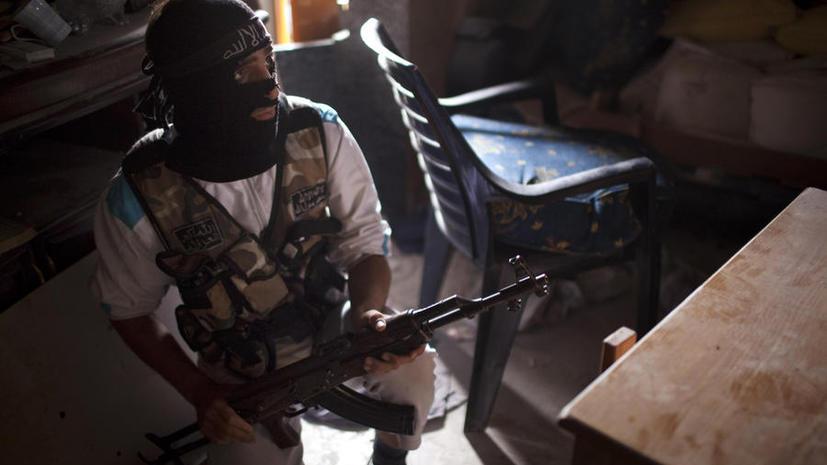 Сирийские исламисты похитили испанского корреспондента
