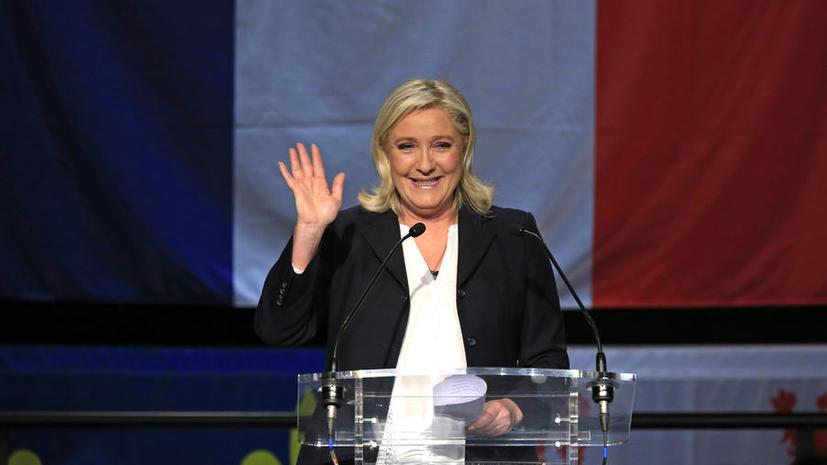 Партия Марин Ле Пен «Национальный фронт» победила в первом туре региональных выборов во Франции