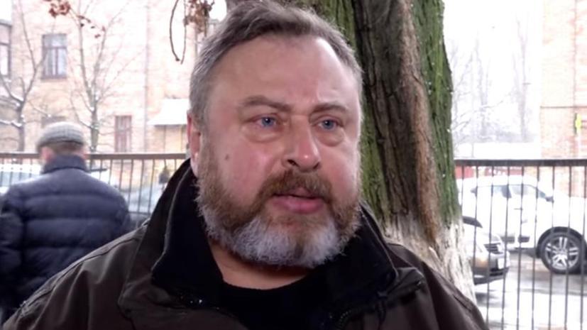 Словобоязнь: украинского журналиста преследуют за две российские книги