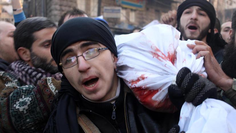 Кровавый рекорд: В боях между разными группами сирийских боевиков погибли более тысячи человек