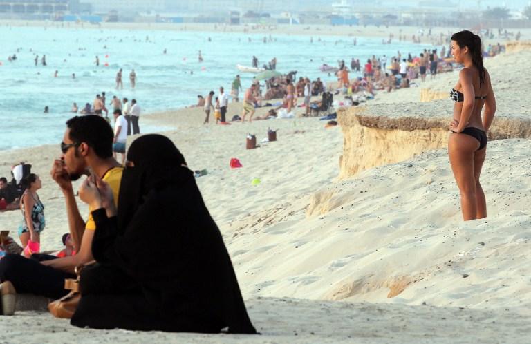 арабки на пляже загрузить 12