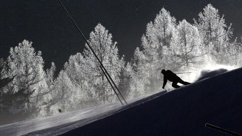 Австрийская армия использует призывников для расчистки горнолыжных трасс