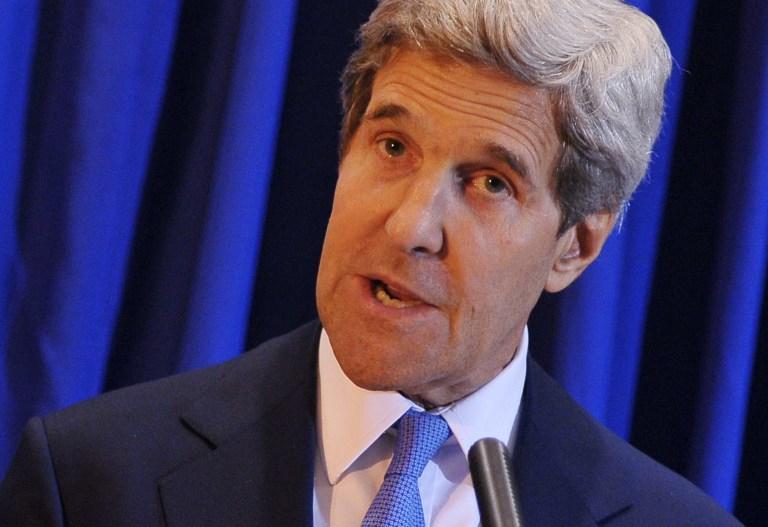 Госсекретарь США Джон Керри: Переговоры между Палестиной и Израилем будут продолжены