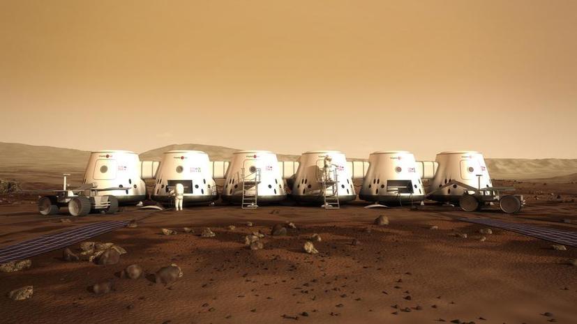 Голландцы выбирают желающих получить билет на Марс в один конец