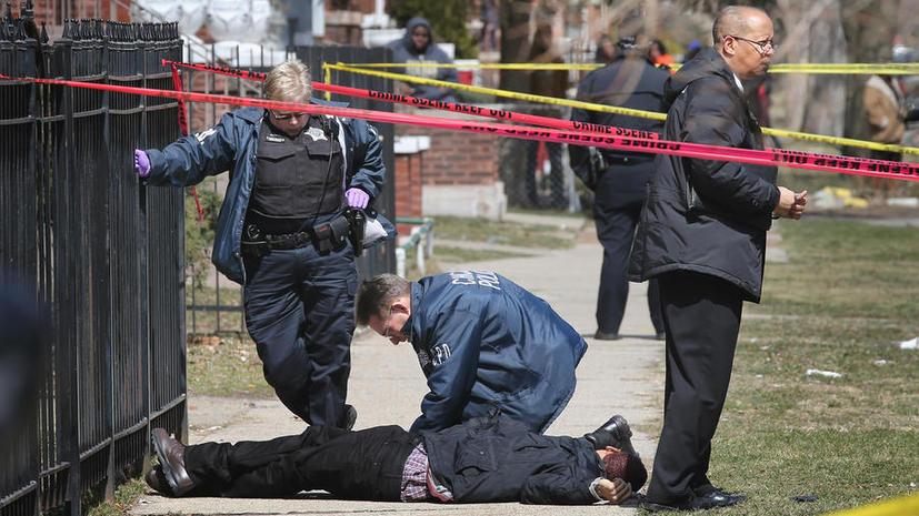 В расстреле шестерых человек в Иллинойсе подозревают племянника мэра
