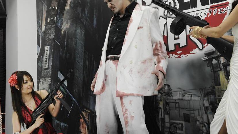 Японский банк «поймали» на cвязях с якудза