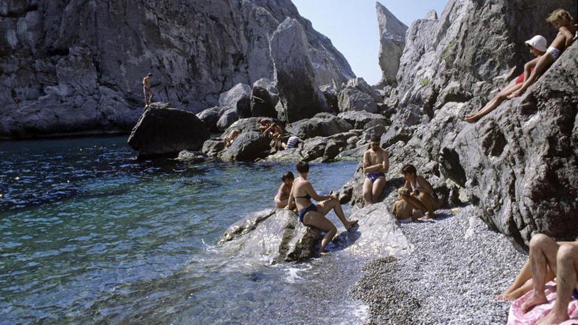 Материнский капитал разрешат потратить на отдых в Крыму