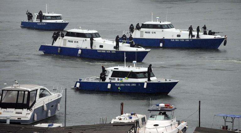 Власти Нигерии хотят судить российских моряков
