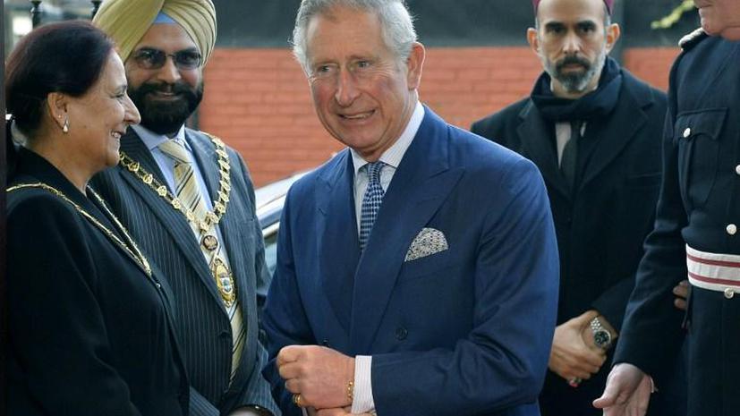 Принц Чарльз назвал ислам угрозой для христиан Ближнего Востока