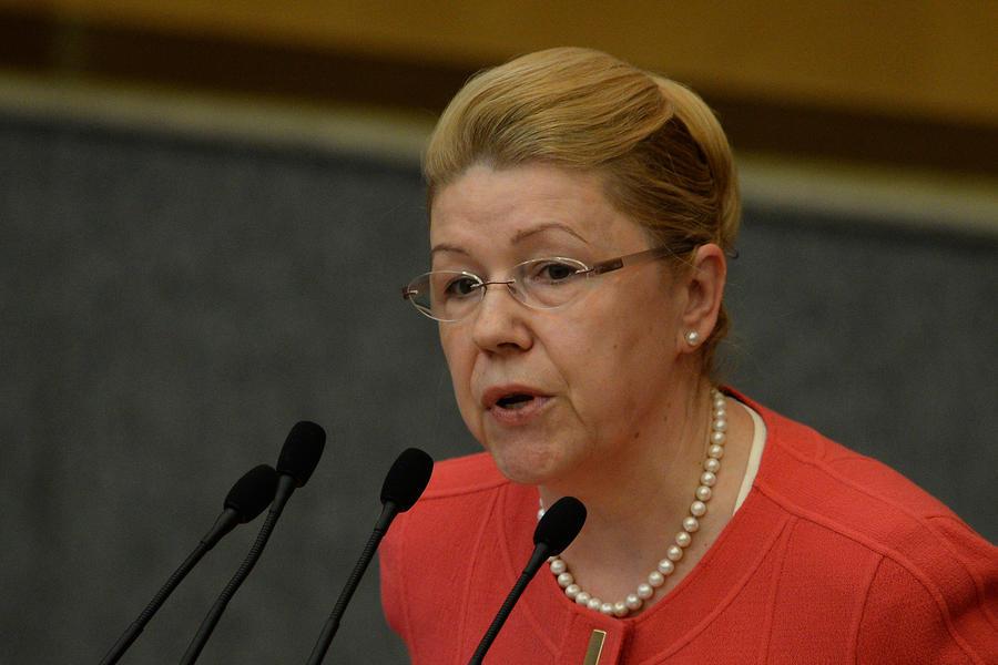 Елена Мизулина опровергла сообщения СМИ о законопроекте, предусматривающем блокировку любых сайтов за мат