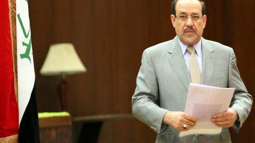 Премьер-министр Ирака: Сирийские самолёты нанесли удар по радикалам без моей просьбы