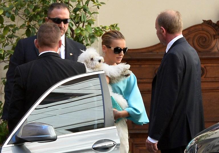 Собака Сильвио Берлускони затмила славу своего хозяина